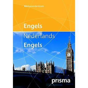 Prisma Mini Dictionary - English-Dutch & Dutch-English by H. J. Demeer