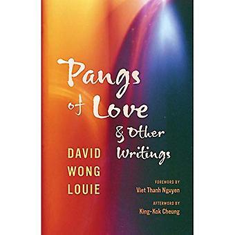 Pangs do amor e outras escritas (clássicos da literatura americana asiática)