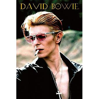 Poster - Studio B - 24X36 David Bowie - Rebel Wall Art N241422