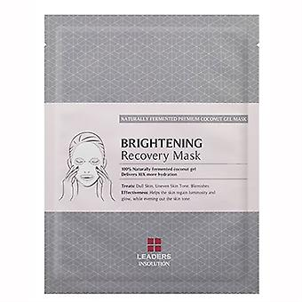 Leaders Insolution Brightening Recovery Mask 1 Sheet
