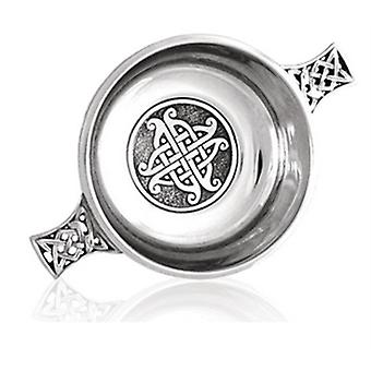 Celtic Pattern Pewter 3.5