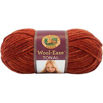 Wool-Ease Tonal Yarn-Burnt Orange 635-135