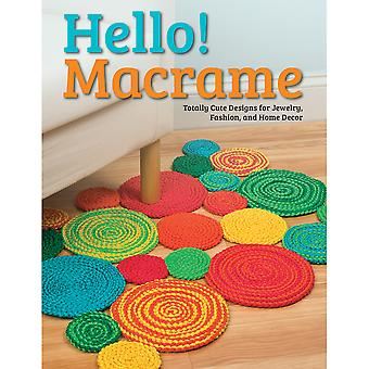 Design Originals Hello! Macrame Do 5442
