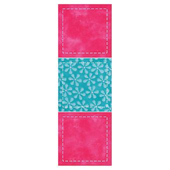 Go! Fabric Cutting Dies Square 2 1 4