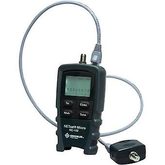 Greenlee NC-100 Test leads measurement device, Cable and lead finder,