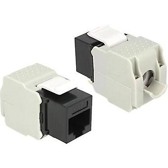 RJ45-modulen Keystone CAT 6 Delock