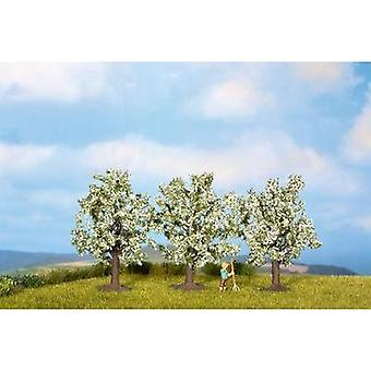 Tree set Height (min.): 45 mm Max. height: 45 mm NOCH 25511 White, Blooming 3 pc(s)