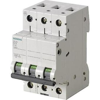Circuit breaker 3-pin 10 A
