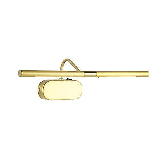 Endon Picture Light in Antique Brass - 082-AB