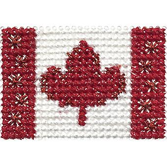 Stitch-A-Pen Flags-Canada K0010696