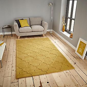 Rugs -Hong Kong Morocco - HK8583 Yellow