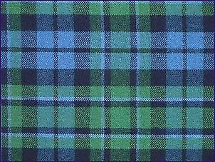 MacCallum, Antique - Pure tartan de laine