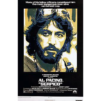 Serpico Movie Poster Masterprint