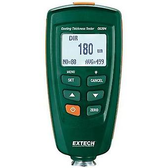 Extech CG204Layer-thickness tester, paint-coat measurement