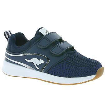 KangaROOS Ron I V shoes kids sneakers Blau 16008 0 460