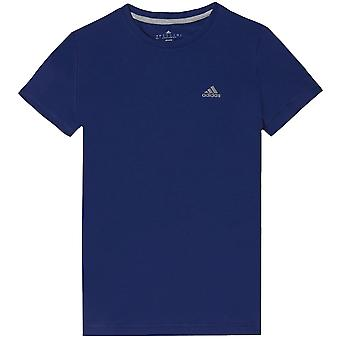 adidas Prime Womens Sports ClimaLite Fitness T-Shirt Tee - Purple