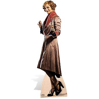 Queenie Goldstein from Fantastic Beasts and Where to Find Them Lifesize Cardboard Cutout / Standee / Stand Up