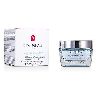 Gatineau Aquamemory Moisture Replenish Cream - Dehydrated Skin 50ml/1.6oz