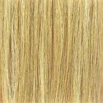FULL HEAD of 100% Human Hair, Triple Weft, REMY Clip-in Hair Extensions #18/22