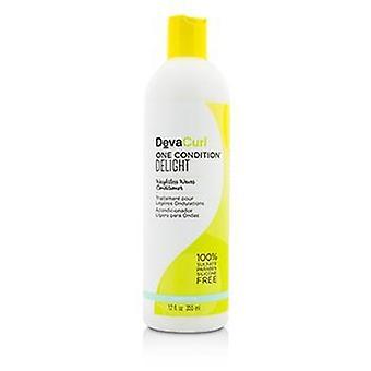 Devacurl én betingelse glæde (vægtløs bølger Conditioner - til bølget hår) - 355ml/12 ounce
