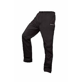 Montane Mens Atomic Pants Regular Leg Black (X-Large)