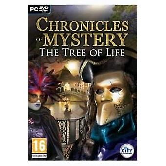 Chronicles Of Mystery livets træ PC