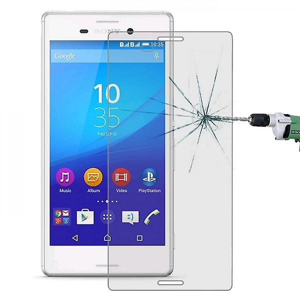 0.3 mm armored glass Shock Guard for Sony Xperia M4 Aqua