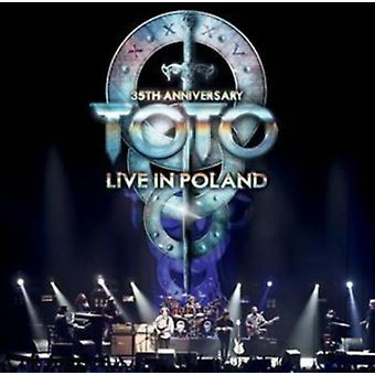 35th Anniversary Tour - Live In Poland by Toto