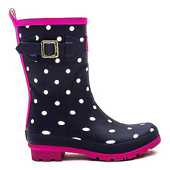Blå joule Molly Welly Navy