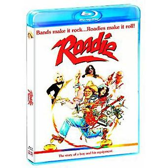 Roadie [BLU-RAY] USA import