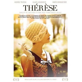 Therese [DVD] USA importeren