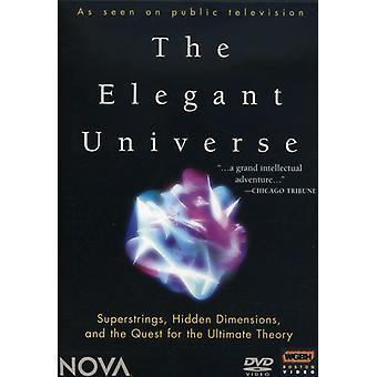 Nova - Nova: Elegant univers [DVD] USA import