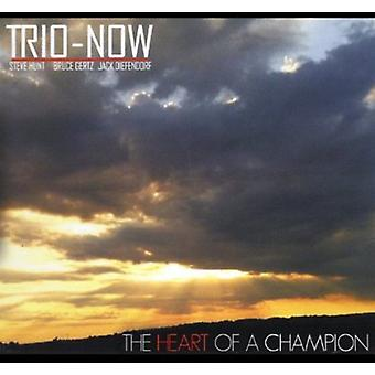Trio-Now - Heart of a Champion [CD] USA import