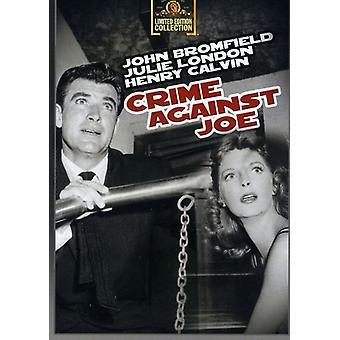 Crime Against Joe [DVD] USA import