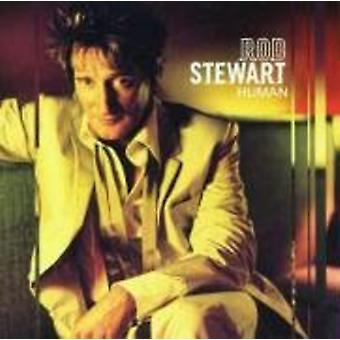 Rod Stewart - Human [CD] USA import