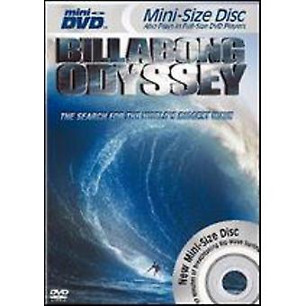 Billabong Odyssey [DVD] USA import
