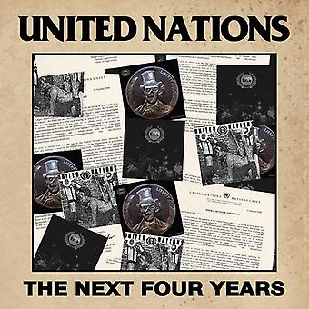 United Nations - Next Four Years [CD] USA import