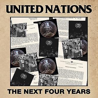 Nazioni Unite - prossimi quattro anni [CD] USA importare