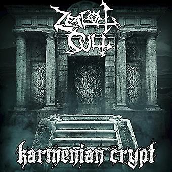 Fanatiker kult - Karmenian krypt [Vinyl] USA importerer