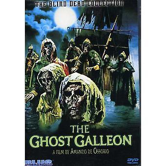 Ghost Galleon [DVD] USA importerer