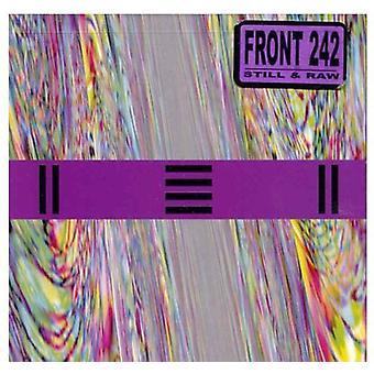 Front 242 - stadig & Raw [CD] USA importerer