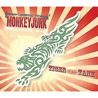 Abe Junk - Tiger i din Tank [CD] USA import
