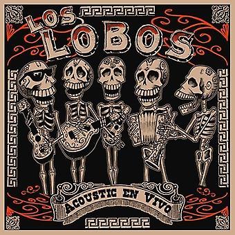 Los Lobos - akustisk En Vivo [CD] USA importerer