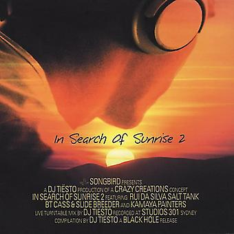 DJ Tiesto - DJ Tiesto: Vol. 2 - in Search af solopgang [CD] USA import