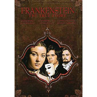 Frankenstein-True Story [DVD] USA import