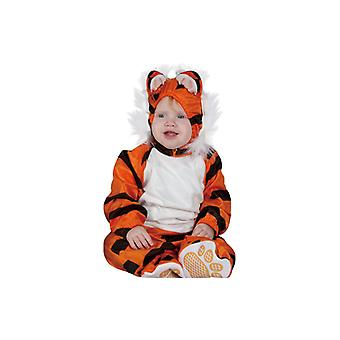 Tiger costume Tiger costume for children 0-1 year Gr. 92 T1