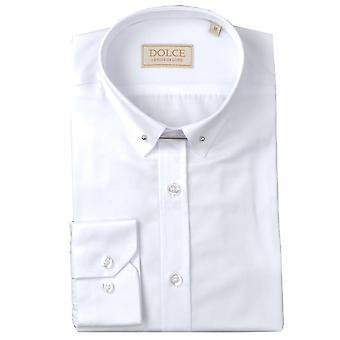 Dolce Pin Collar Mens Shirt