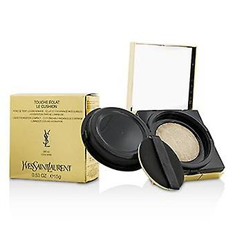 Yves Saint Laurent Touche Eclat Le Cushion Liquid Foundation Compact - #BR40 Cool Sand - 15g/0.53oz