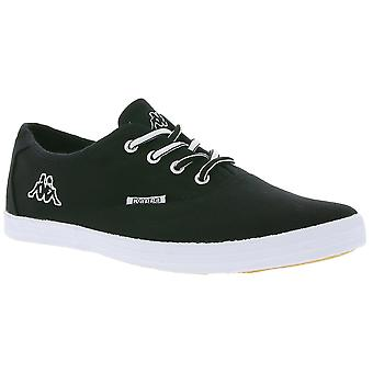 Kappa leisure shoes of sports sneaker Holy black