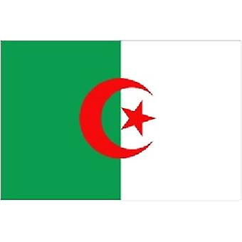 Algerian Flag 5ft x 3ft With Eyelets For Hanging